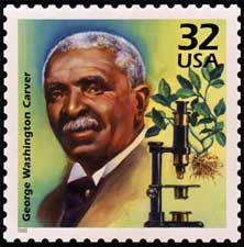 Dr George Washington Carver